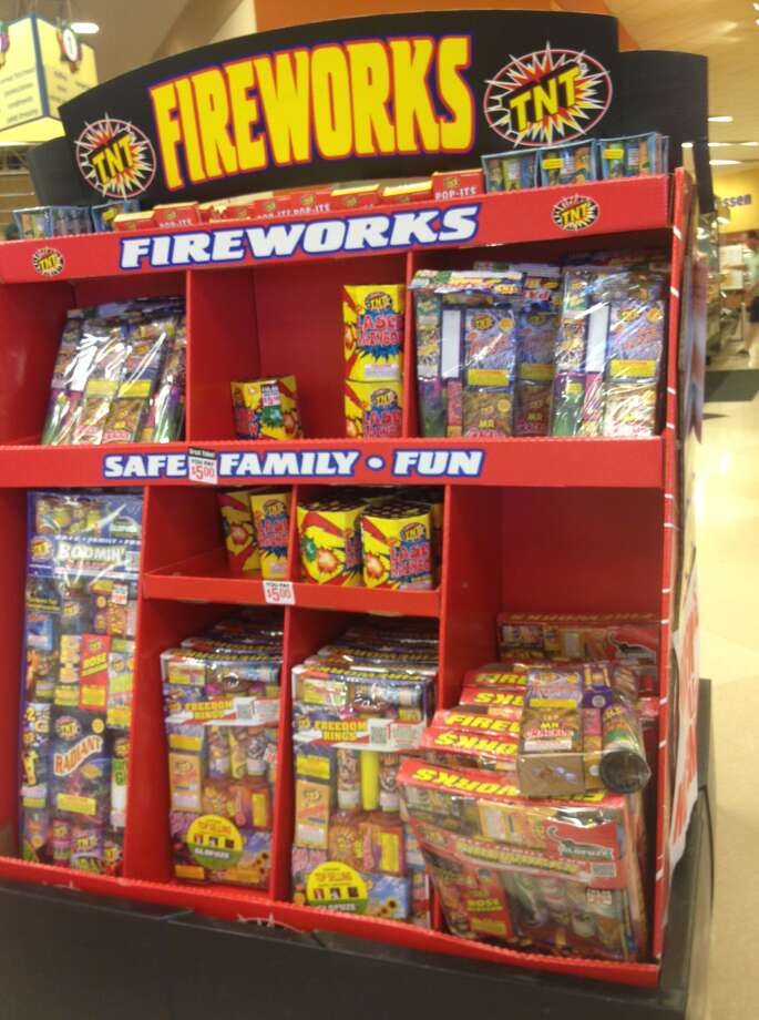 Fireworks season sparks sales - Times Union