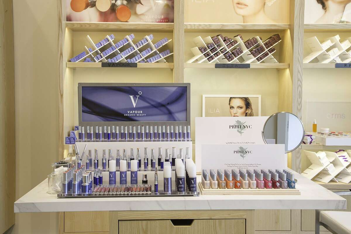 Natural beauty shop Credo recently opened on Fillmore in S.F.