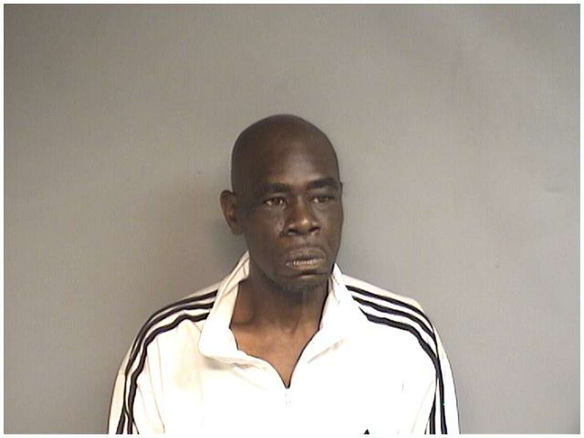 Edgar Lee Powell, 49, of Stamford, was charged with robbing a man over the weekend.