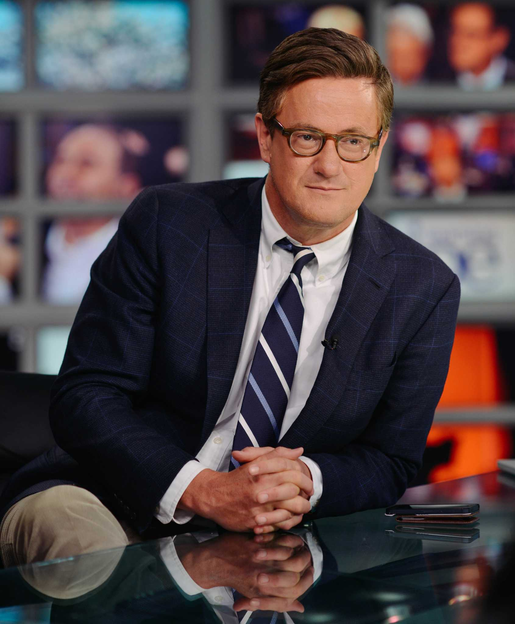Scarborough Suggests Trump Leaked Own Tax Return To