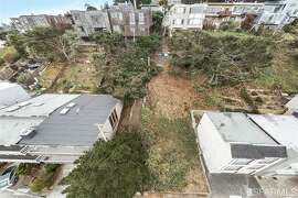 The sellers of this vacant lot in Golden Gate Heights are asking $1 million