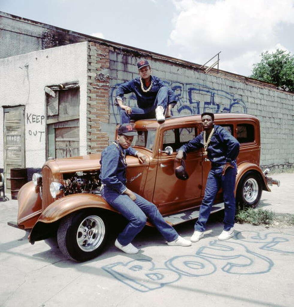 Houston hip-hop and rap - Houston Chronicle