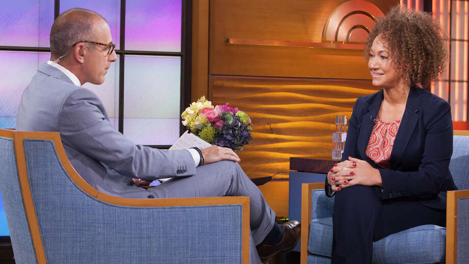 """Rachel Dolezal appears to have taken that extra step from harmless overstatement to lie in her efforts to be recognized as a black person. She resigned as president of the NAACP's Spokane chapter Monday, just days after her parents said she is a white woman posing as black, the AP reports. She went on the Today Show on Tuesday and pushed the issue: """"I identify as black,"""" she said. """"This is not some freak 'Birth of a Nation' mockery blackface performance. This is a very real, connected level. ... I've had to actually go there with the experience, not just the visible representation, but with the experience."""" But, well … she isn't black the way she said she was.Well, Dolezal's not alone. Check out this short list of people who went the extra mile when presenting information about themselves that turned out to be false. Photo: In this image released by NBC News, former NAACP leader Rachel Dolezal appears on the """"Today"""" show during an interview with co-host Matt Lauer, Tuesday, June 16, 2015, in New York. (Anthony Quintano/NBC News via AP) Photo: Anthony Quintano, Multiple / NBC News"""
