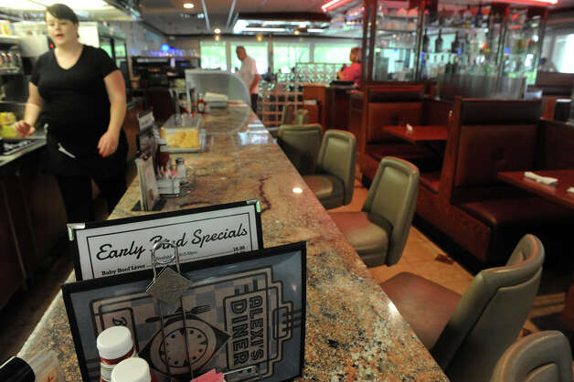 Alexi's Diner at 294 North Greenbush Road on Wednesday May 27, 2015 in North Greenbush, N.Y.  (Michael P. Farrell/Times Union) Photo: Michael P. Farrell / 00031956A