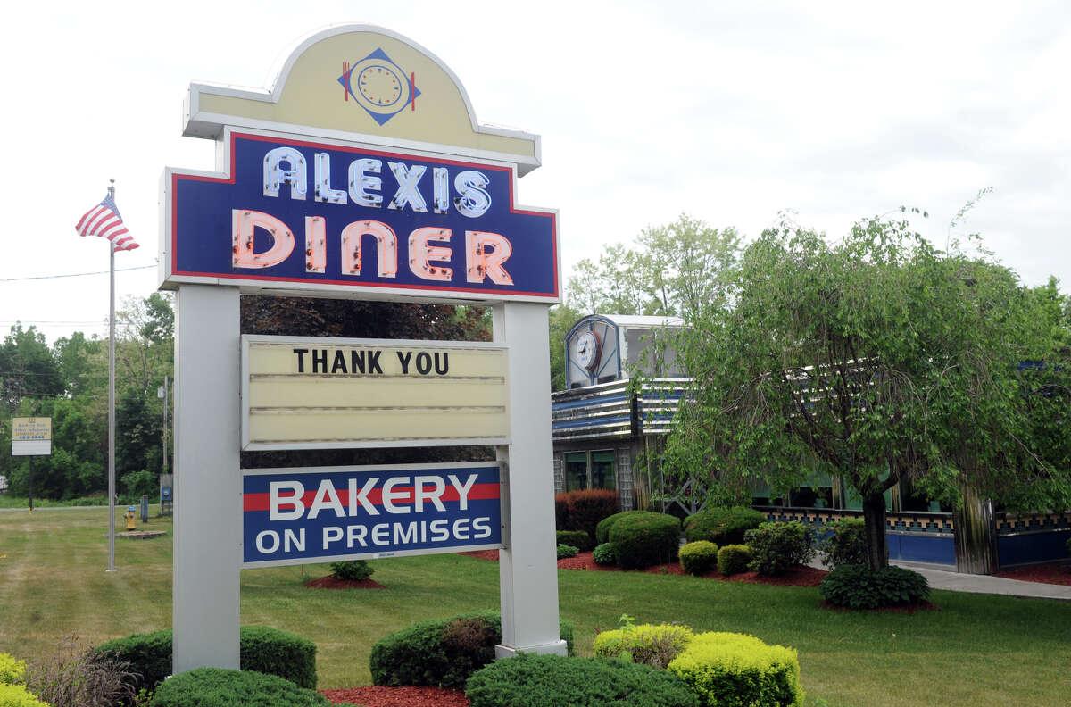 Alexis Diner,North Greenbush. Visit website.