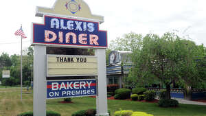 Alexi's Diner at 294 North Greenbush Road on Wednesday May 27, 2015 in North Greenbush, N.Y.  (Michael P. Farrell/Times Union)