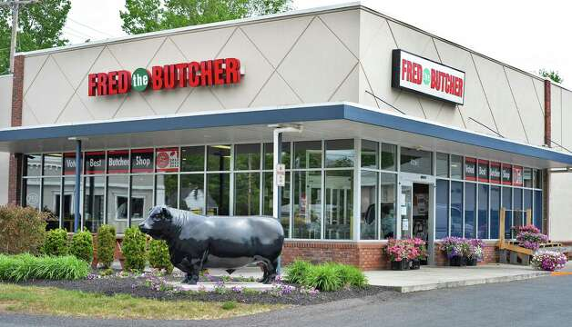 Exterior of Fred the Butcher on Route 9 Tuesday May 26, 2015 in Clifton Park, NY.  (John Carl D'Annibale / Times Union) Photo: John Carl D'Annibale / 00031954A