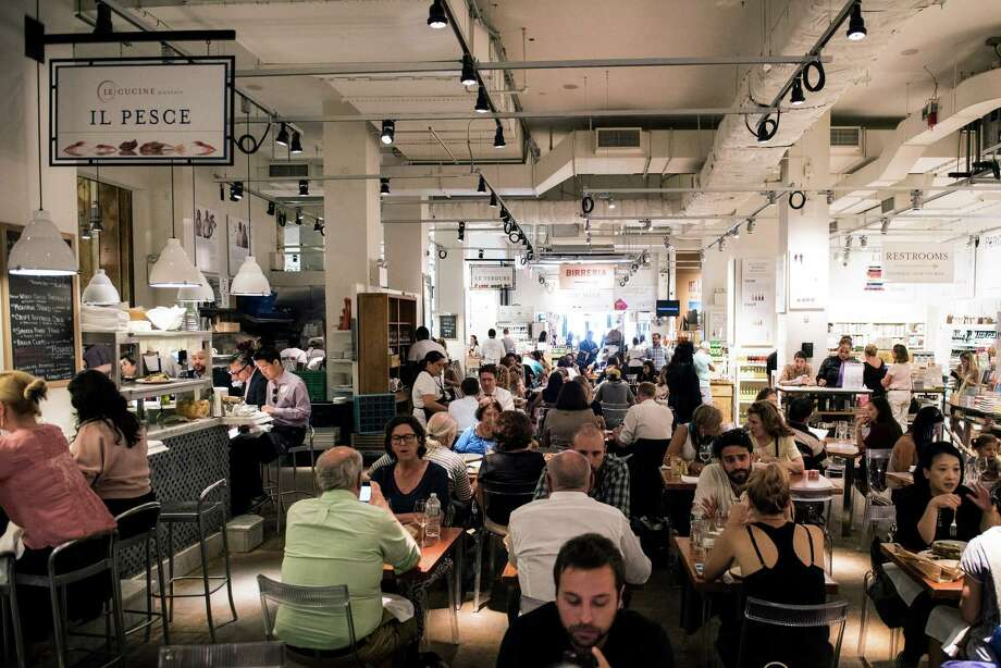 Credit card data from Eataly's Flatiron district location was stolen by hackers over several months — part of a growing trend of criminals targeting the less sophisticated security systems of small retailers and restaurants, rather than big national chains. Photo: Andrew Renneisen /New York Times / NYTNS