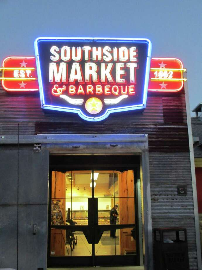 The original Southside Market & Barbeque in Elgin branched out with a new location in Bastrop, serving its famous sausage, brisket and more. Photo: Terry Scott Bertling / San Antonio Express-News