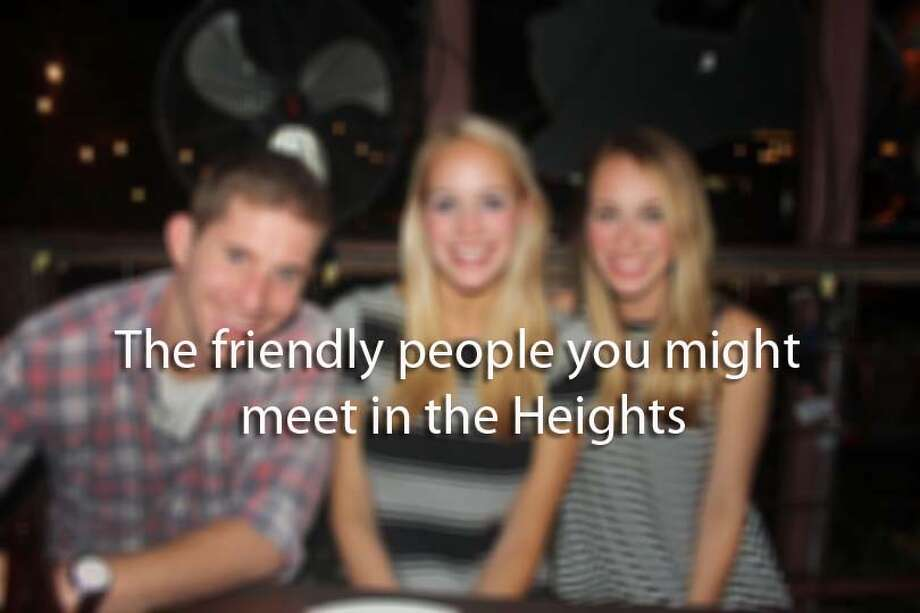 We went bar-hopping in the Heights to see who we might meet. Take a look at some of the friendly locals we encountered.Need to know where in the Heights to go? Take a look below and bookmark this page for your next pub crawl.