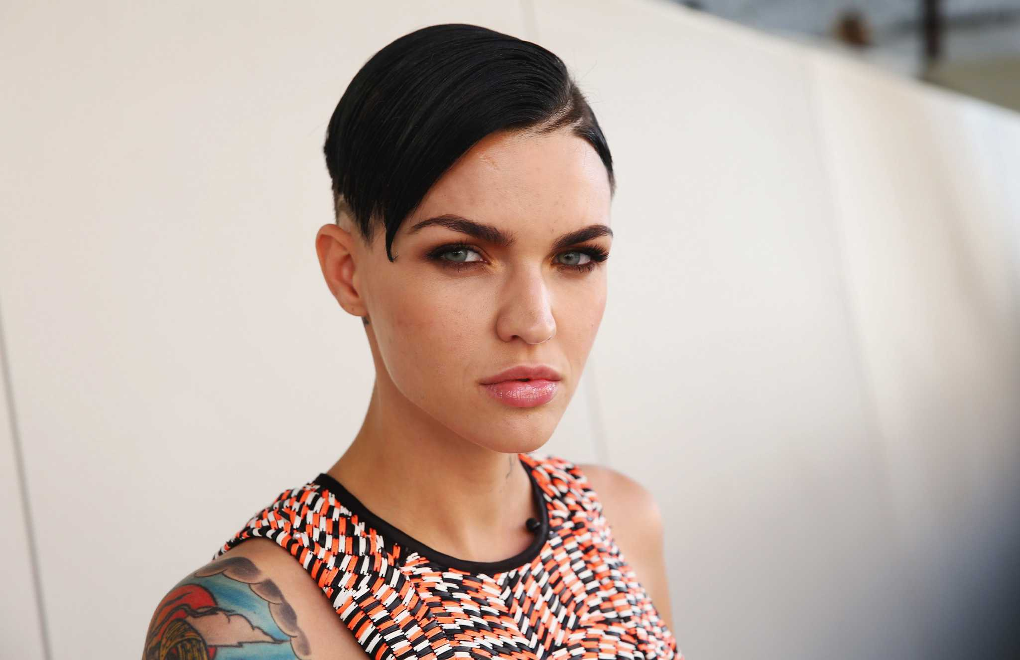 Ruby Rose Celebrity Hair Changes Really: 'Orange Is The New Black' Star Becomes Latest Viral