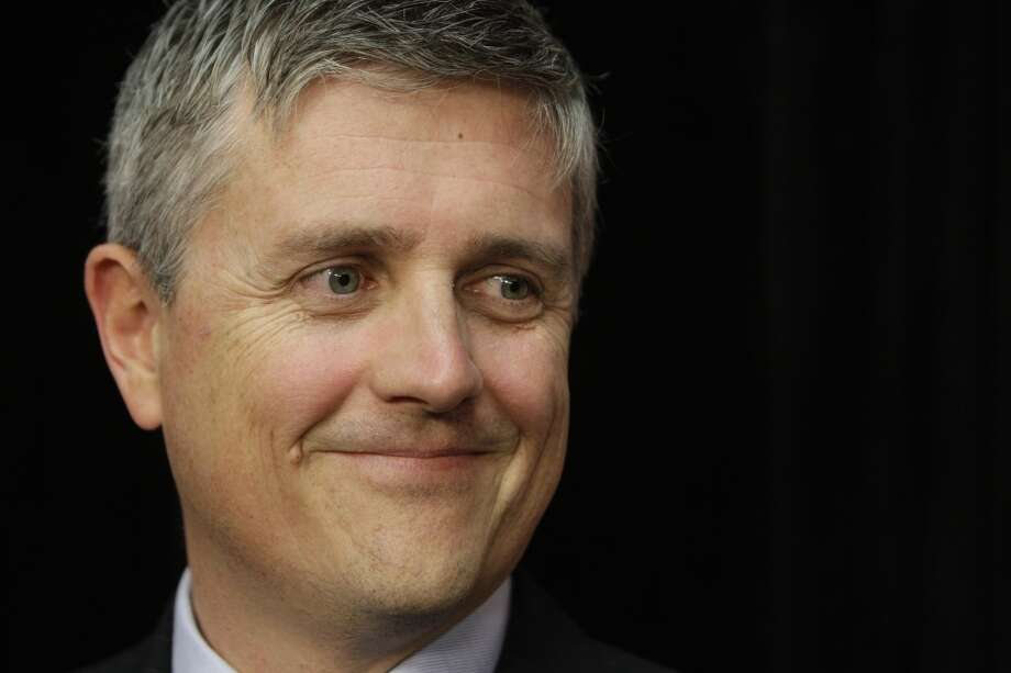 Astros general manager Jeff Luhnow, hired in 2011 after a stint in St. Louis' front office, brought a forward-thinking approach that utilizes analytics heavily. Under his watch, the team created the Ground Control database.  Click through the gallery for some of the notable revelations from when that database was hacked during the 2013 season and subsequent offseason. Photo: Melissa Phillip, Houston Chronicle