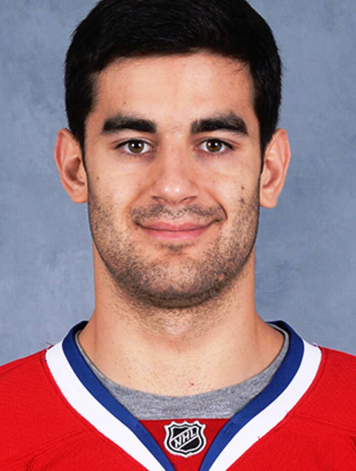 Pacioretty Photo: Contributed Photo / Contributed Photo / Greenwich Time Contributed Photo