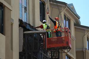 Nearly 1 in 5 inspected Berkeley buildings pose risk - Photo