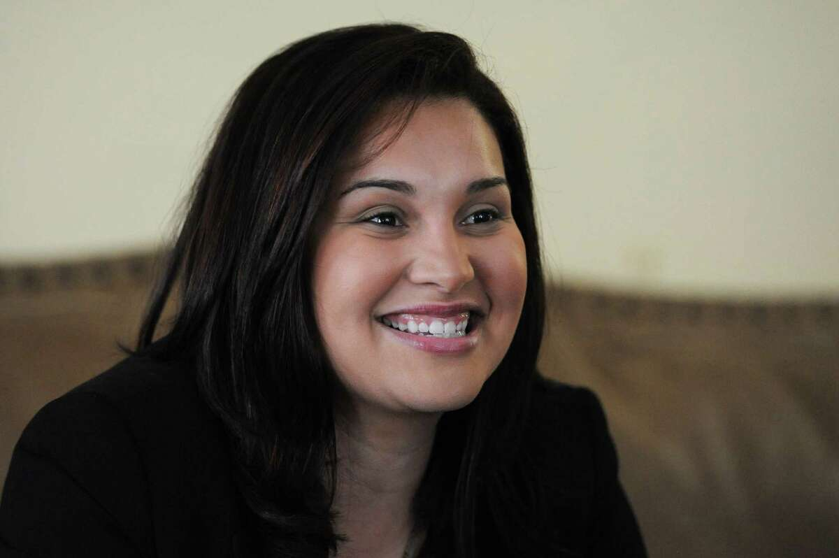 Emanuela Leaf, editor of the Tribuna