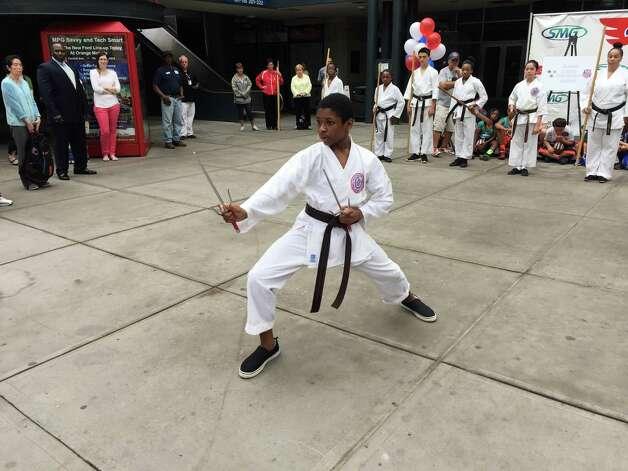 Virginia amateur athletic union karate