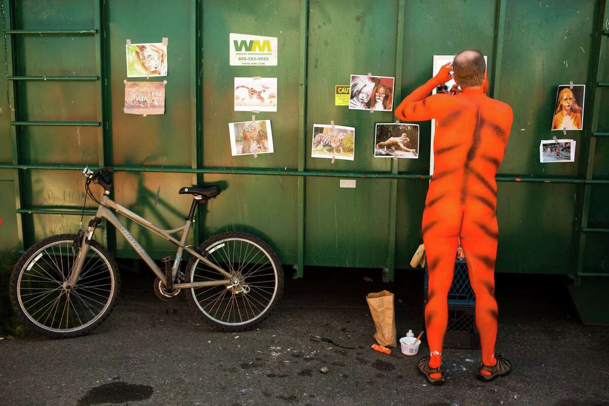 weird and strange pictures of March 2014 | Metro UK