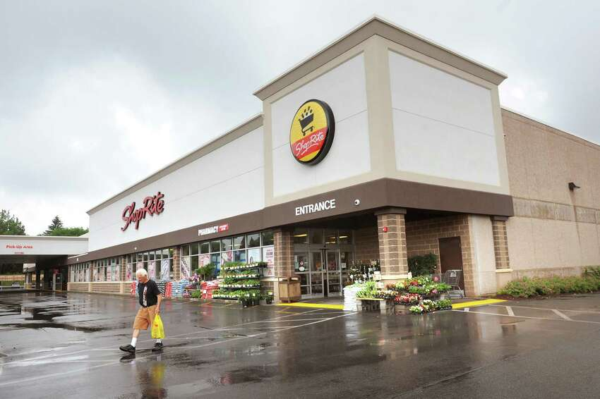 ShopRite is seen on Central Avenue on Tuesday, June 16, 2015, in Colonie, N.Y. The Colonie IDA, which provided tax breaks for the grocery store project, is one of 15 such quasi-government entities in Albany County. (Cindy Schultz / Times Union)