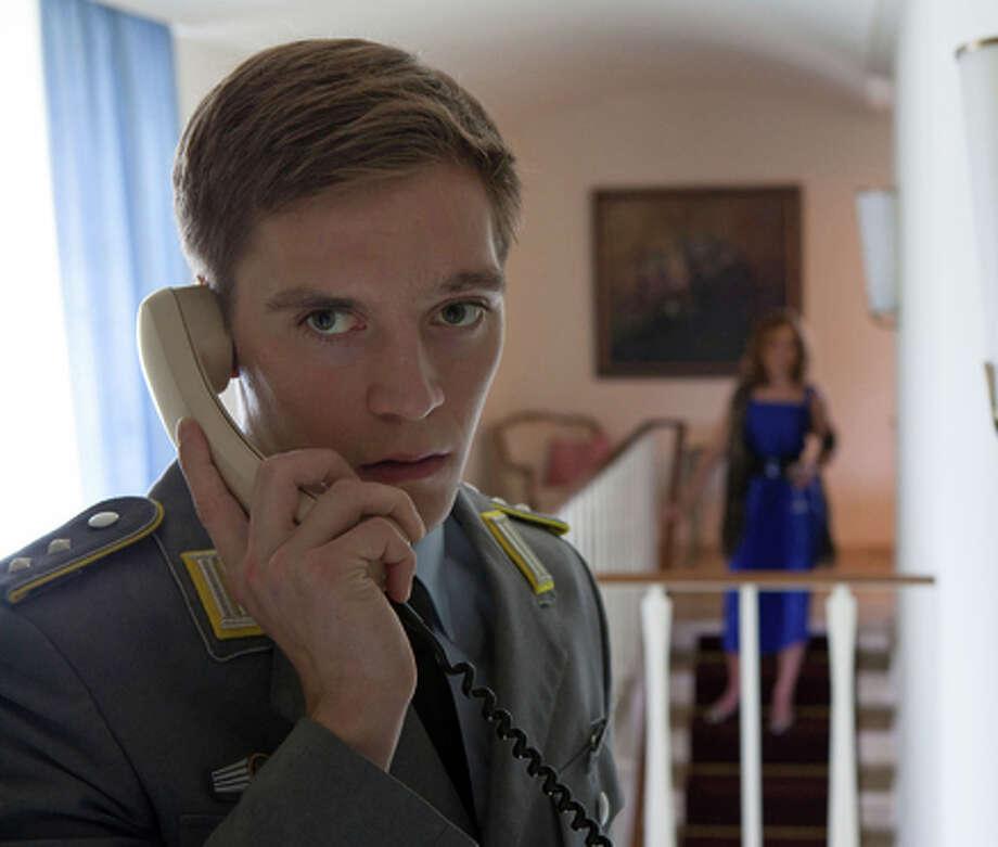 """Jonas Nay stars in Sundance TV's """"Deutschland 83."""" Photo: Conny Klein / Conny Klein / Sundance TV / Conny Klein/UFA Fiction für RTL"""