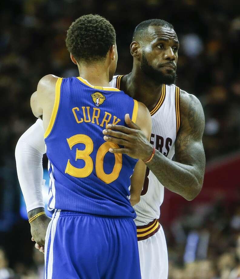 Cavaliers LeBron James discusses NBA Finals loss