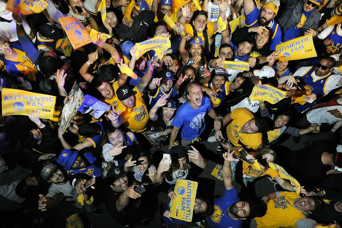 """Oakland, Calif., ranked in the top five of Wallethub's list for """"Best & Worst Cities for Basketball Fans"""""""