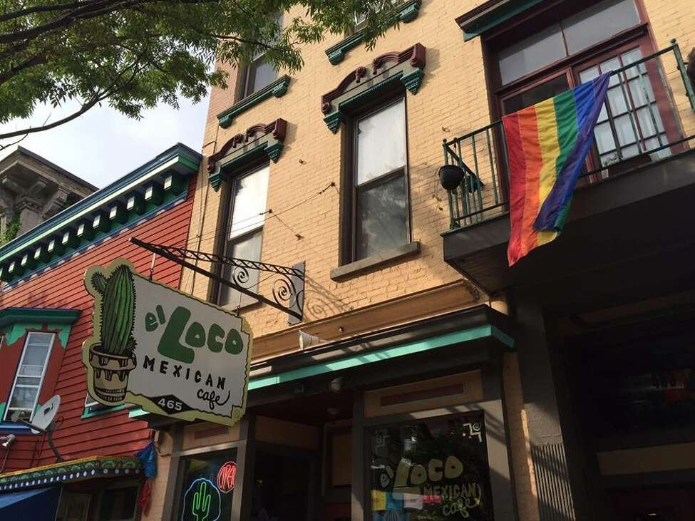 1. El Loco Mexican Cafe , 465 Madison Ave., Albany.
