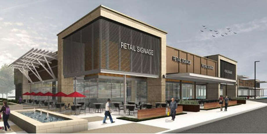 The second phase of the Vintage Marketplace retail development is expected to be finished by the end of the year.