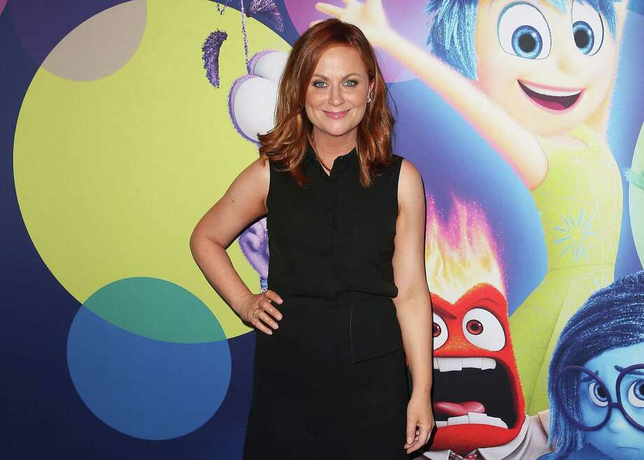 "SYDNEY, AUSTRALIA - JUNE 15:  Amy Poehler arrives at the Australian premiere of ""Inside Out"" at Event Cinemas George Street on June 15, 2015 in Sydney, Australia.  (Photo by Brendon Thorne/Getty Images) Photo: Brendon Thorne, Stringer / 2015 Getty Images"