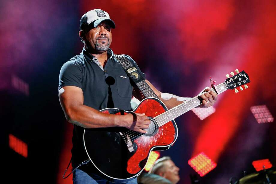 Darius Rucker Photo: Al Wagner, INVL / Invision