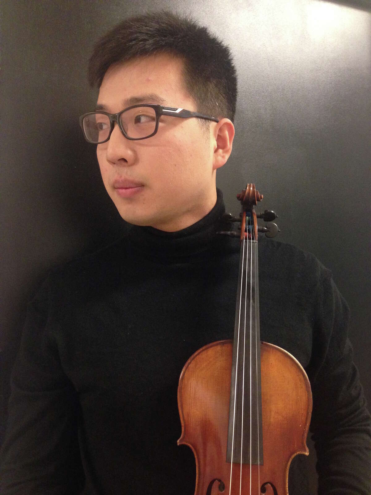 Violinist Yuan Tian will perform Friday and Saturday as part of the Texas Music Festival.