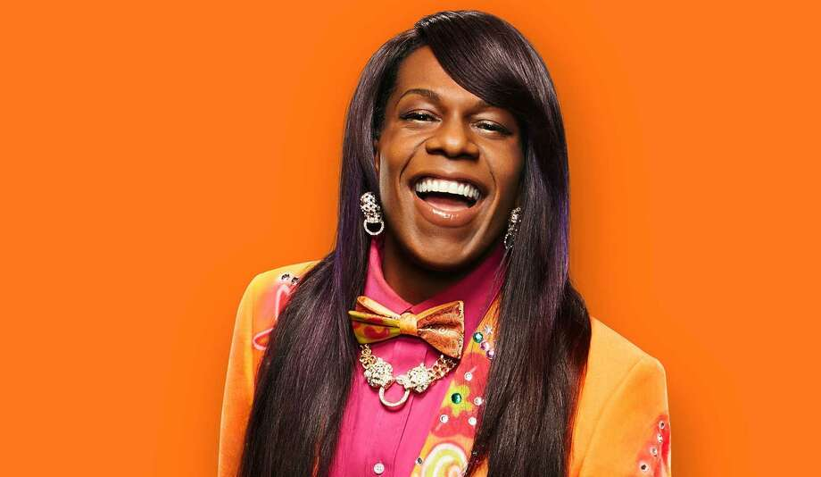 Reality star and New Orleans Queen of Bounce Big Freedia.
