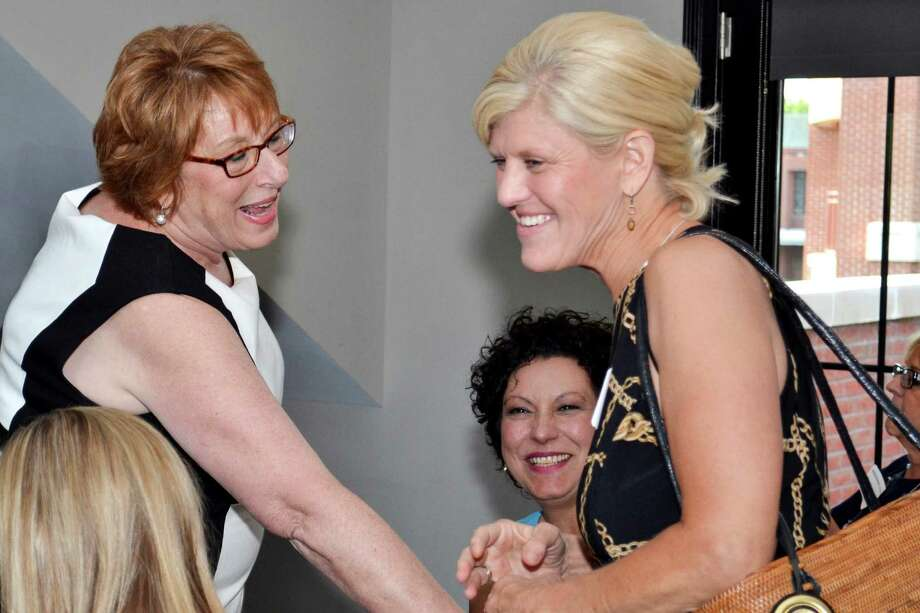 """Were you Seen at the Women@Work Connect """"Taking Charge"""" networking event at the Pavilion Grand Hotel in Saratoga Springs on Tuesday, June 16, 2015? Photo: Colleen Ingerto / Women@Work"""
