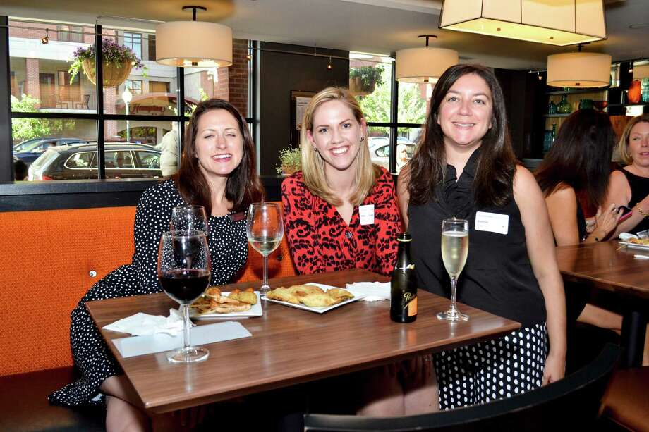 "Were you Seen at the Women@Work Connect ""Taking Charge"" networking event at the Pavilion Grand Hotel in Saratoga Springs on Tuesday, June 16, 2015? Photo: Colleen Ingerto / Women@Work"