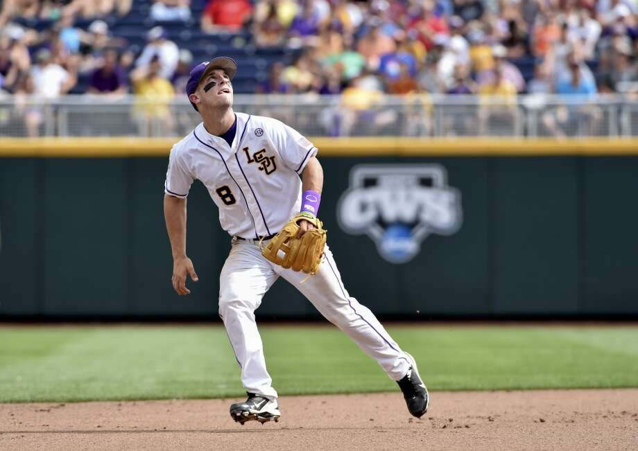 2015 - Alex Bregman  Picked: No. 2 Position: SS School: LSU Photo: Mike Theiler, Associated Press