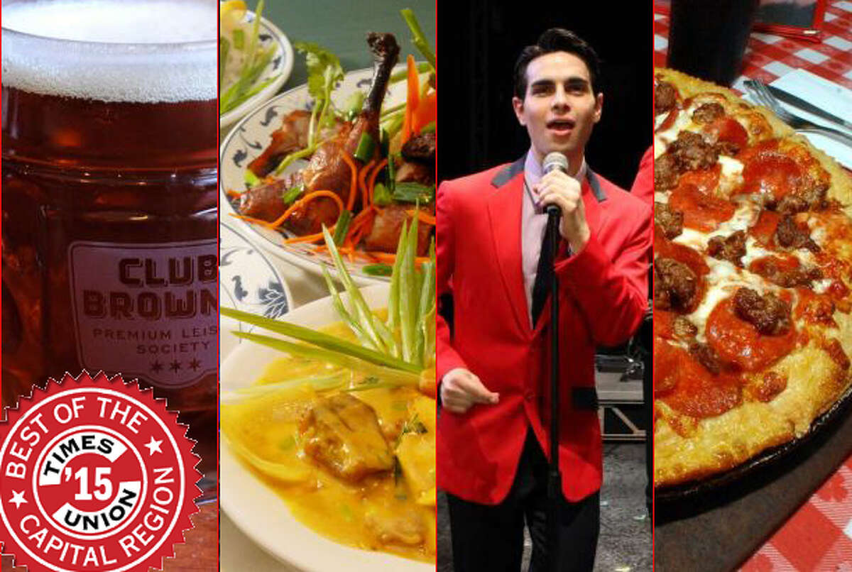 Click through the slideshow to see the 2015 Best of the Capital Region winners in each category. Vote for the 2016 winners.