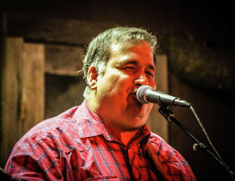 Justin Treviño at London Hall. Photo: Courtesy Marc Daniel