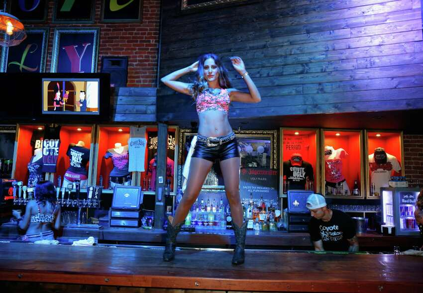 18. Coyote Ugly Gross alcohol sales: $212,424