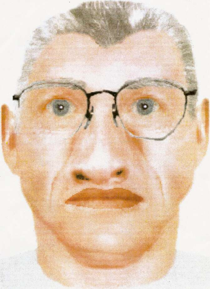 California authorities released this composite sketch showing a suspect seen with Karen Mitchell, a Eureka, Calif., teen who disappeared in 1997.