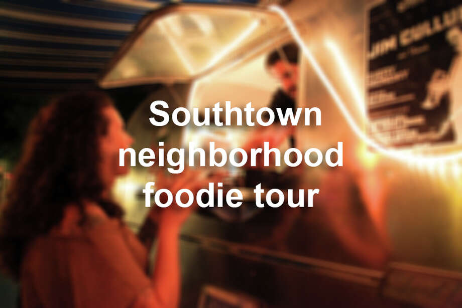 Whether its food trucks at Alamo Street Eat Bar, upscale dining at Feast or award-winning enchiladas at Rosario's Restaurant y Cantina, Southtown has a little bit of something for everyone. Southtown is located south of downtown, beginning at S. Alamo Street.  Photo: XELINA FLORES-CHASNOFF, San Antonio Express-News / SAN ANTONIO EXPRESS-NEWS