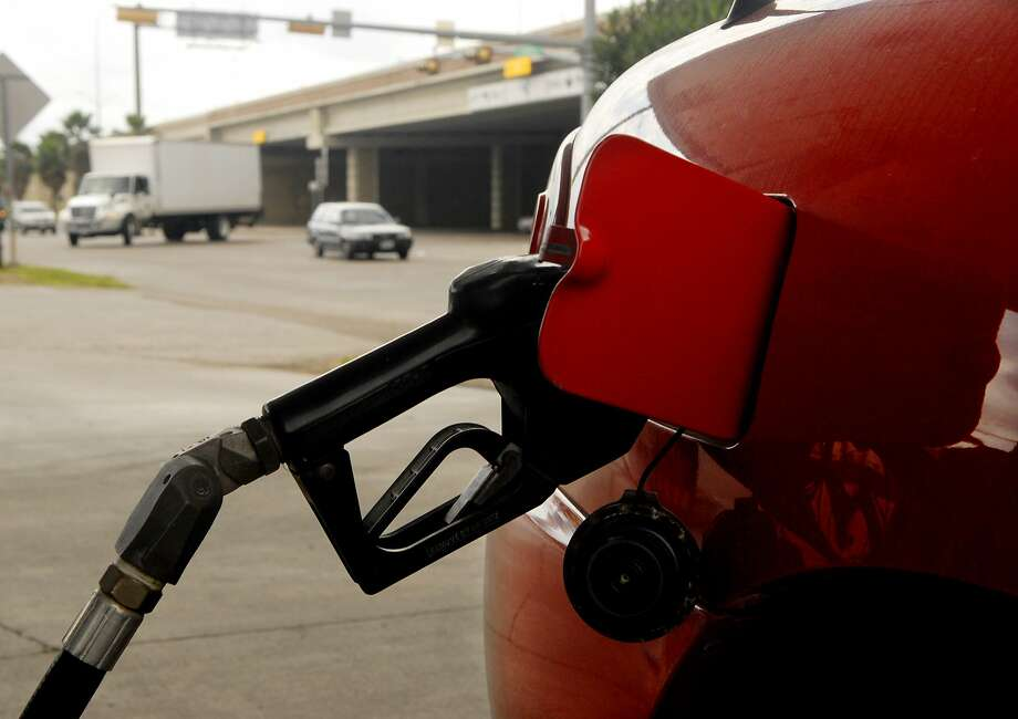 The average increase across the state over the last year is 34 cents. The average increase across the nation is 43 cents. The smallest increase of the 27 larger metropolitan areas surveyed by AAA Texas is 25 cents – in San Angelo.  Photo: Brad Doherty, Associated Press
