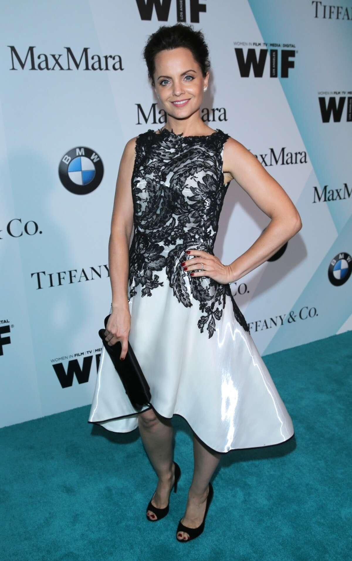 Actress Mena Suvari attends Women In Film 2015 Crystal + Lucy Awards Presented by Max Mara, BMW of North America, and Tiffany & Co. at the Hyatt Regency Century Plaza on June 16, 2015 in Century City, California. (Photo by Mark Davis/Getty Images for Women in Film)