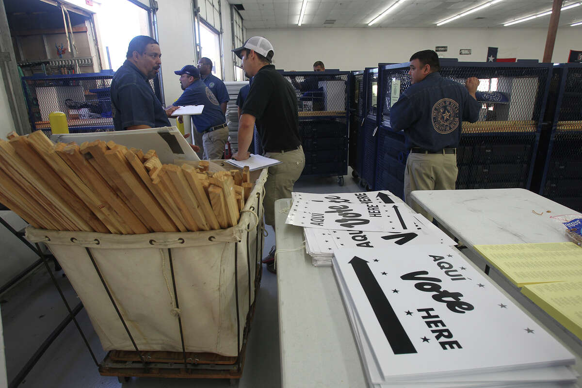 Voter turnout for San Antonio's mayoral election was higher than in some recent elections, but the total was pathetic.