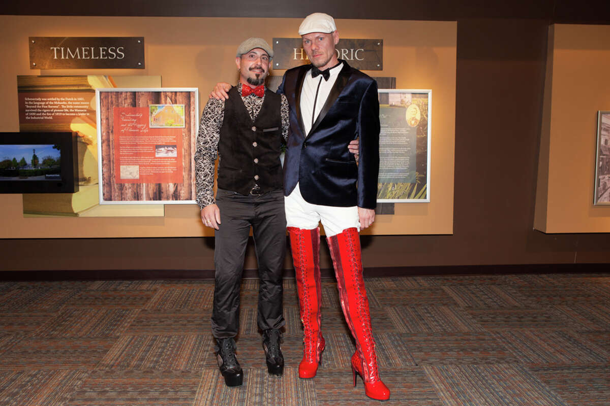 Were you Seen at the opening night of 'Kinky Boots' at Proctors in Schenectady on Tuesday, June 16, 2015? The Broadway musical runs through Sunday, June 21.