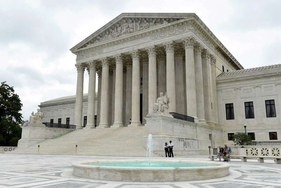 Tthe U.S. Supreme Court in Washington, D.C.  (AP Photo/Susan Walsh) Photo: Susan Walsh, STF / AP