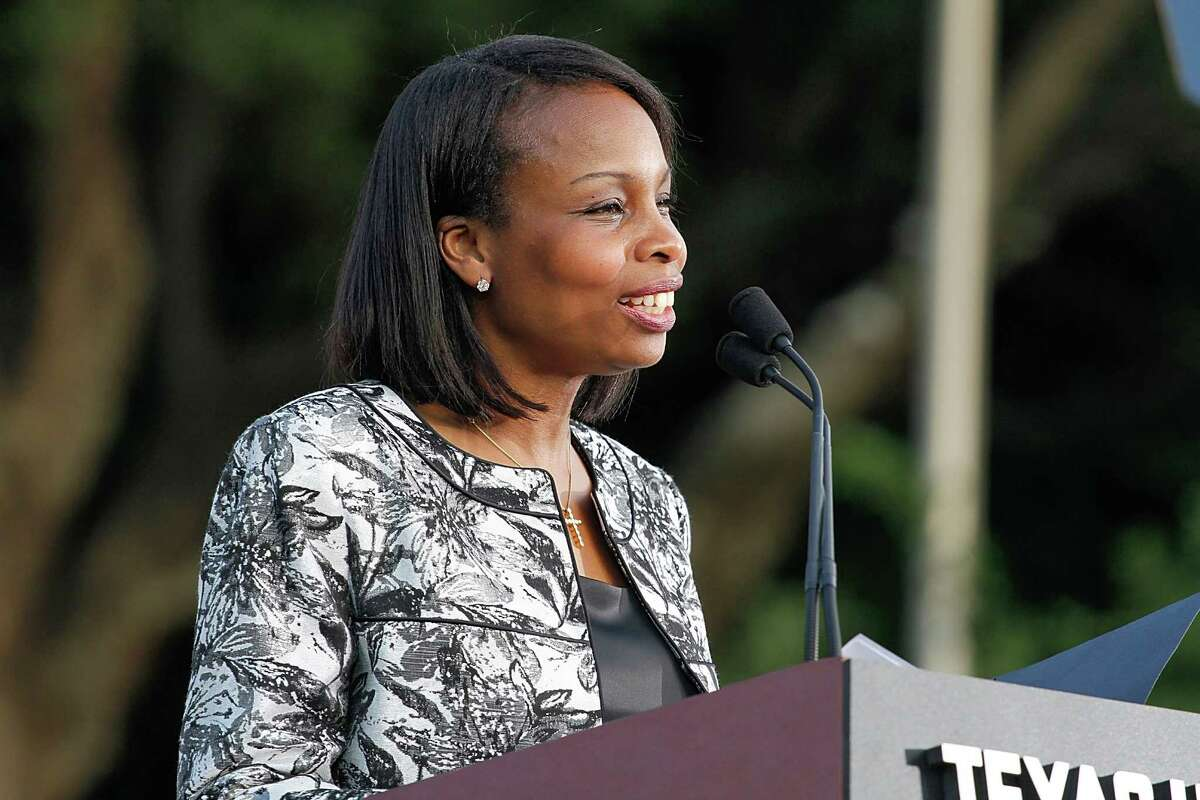 San Antonio Mayor Ivy Taylor (Photo by Rick Kern/Getty Images for HISTORY)