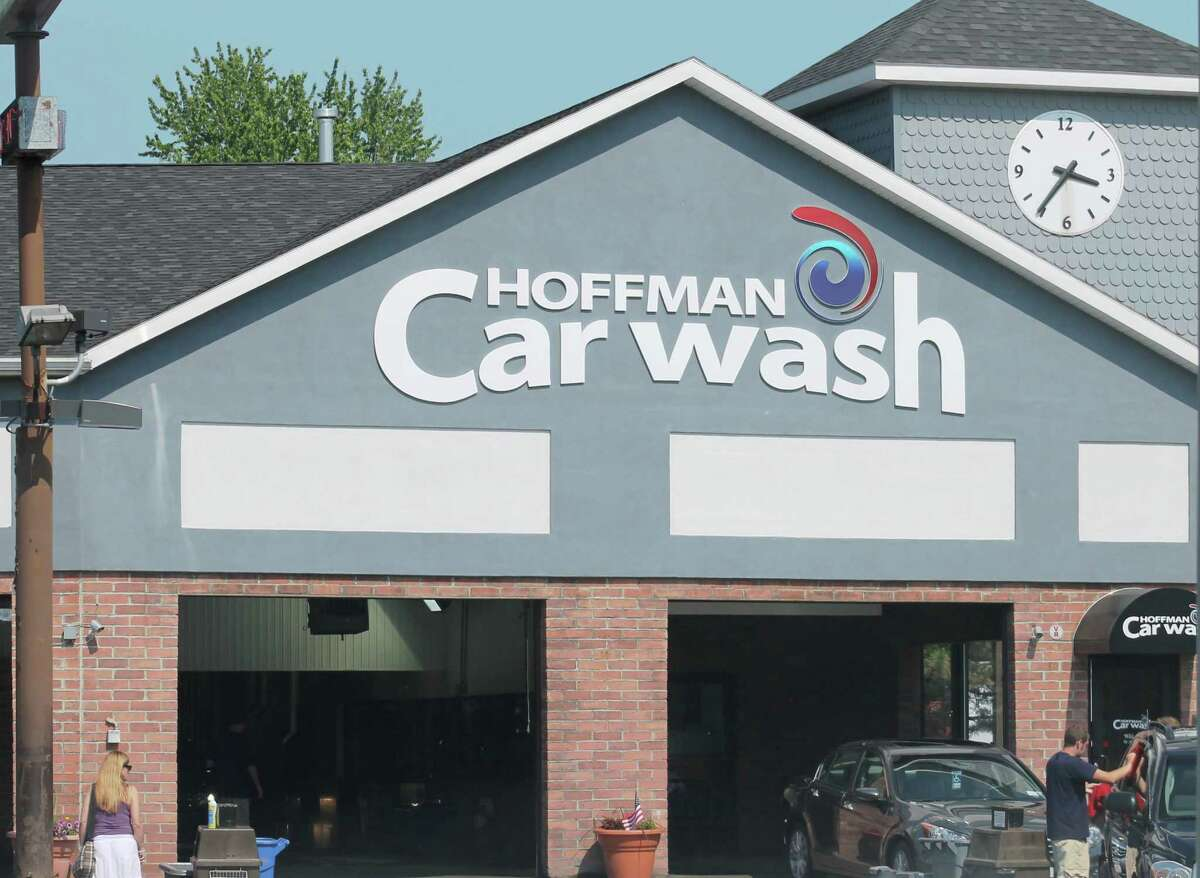 The Hoffman Car Wash on Route 9 in Colonie on May 27, 2012. (Times Union)