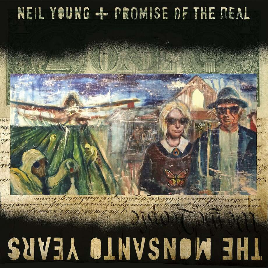 Neil Young, 'The Monsanto Years' Photo: Warner Bros.