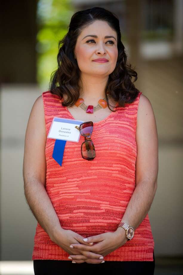 """Lorena Gonzalez brought forward an ordinance to ban so-called gay conversion """"therapy"""" that was passed unanimously by the Seattle City Council Monday. Photo: JORDAN STEAD, SEATTLEPI.COM"""