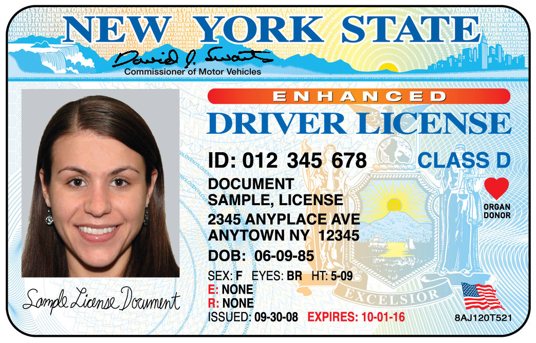 Make License Update Union Times New Motorists York Drivers Law Would - Photos