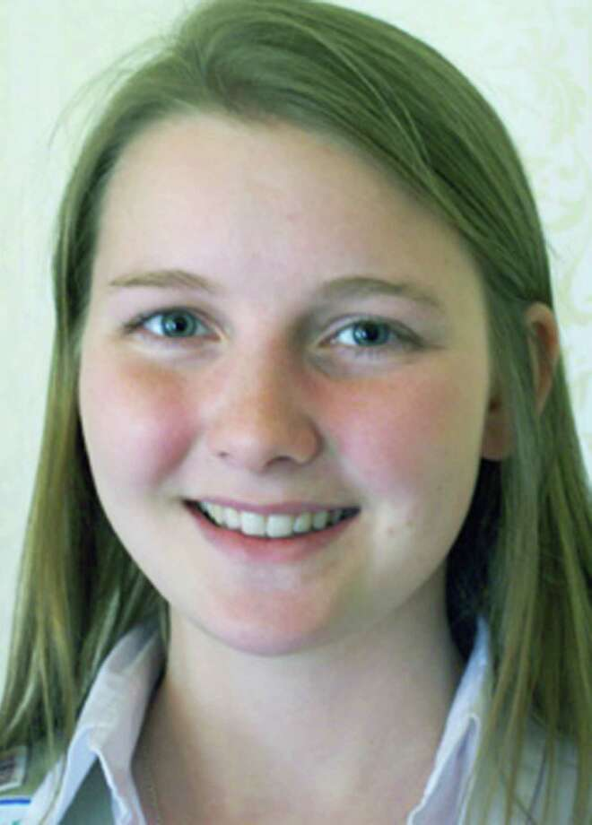 Anika Berger of Sherman has received the Girl Scout Gold Award, the highest honor a girl can earn in Girl Scouting. Photo: Contributed Photo / The News-Times Contributed